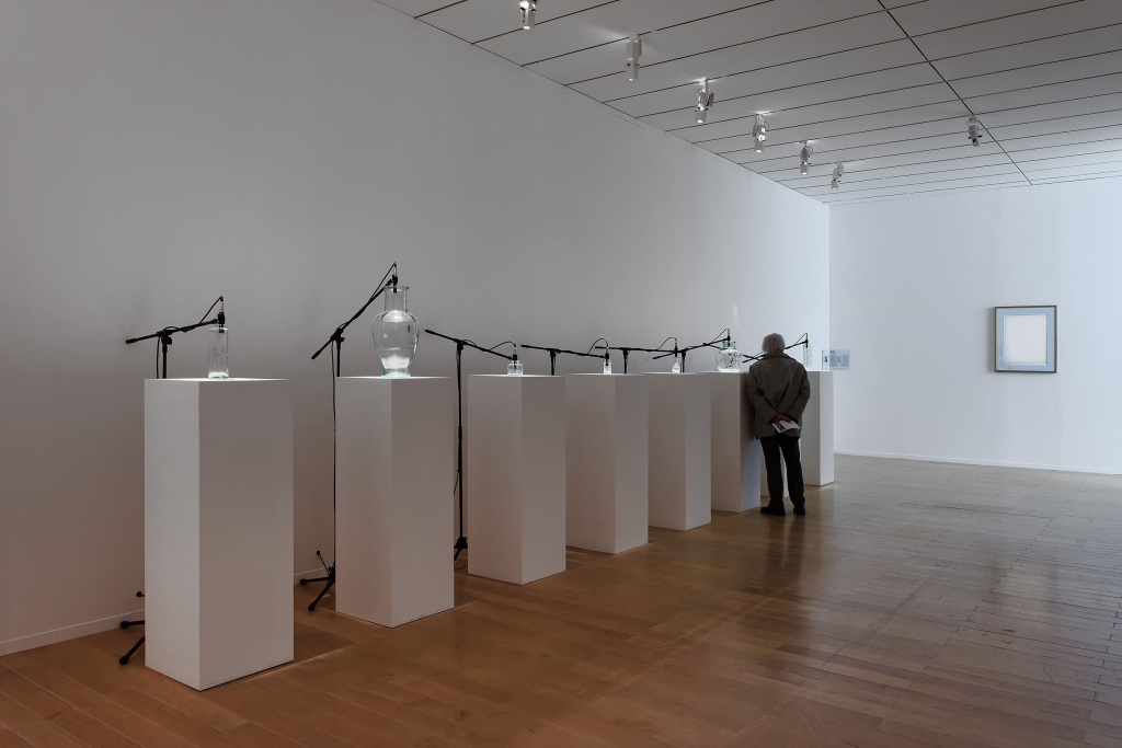 Alvin Lucier, Empty Vessels, 1997, Exposition Sounding new: oeuvres de la collection à Lyon