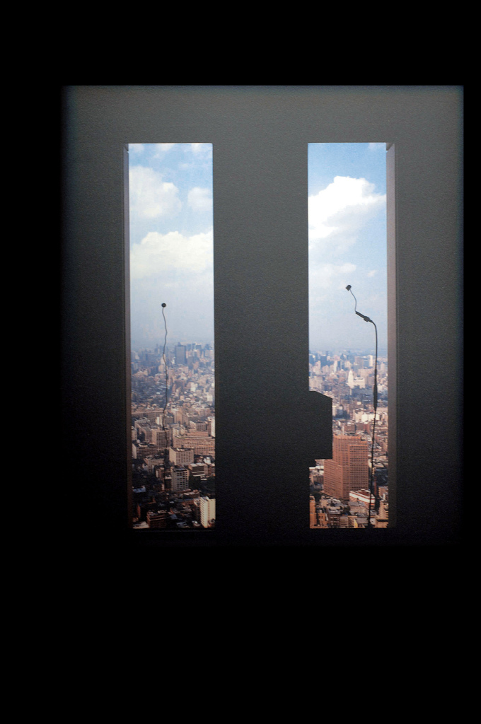 Stephen Vitiello, World Trade Center Recording, 1999-2002, Exposition Sounding new : oeuvres de la collection