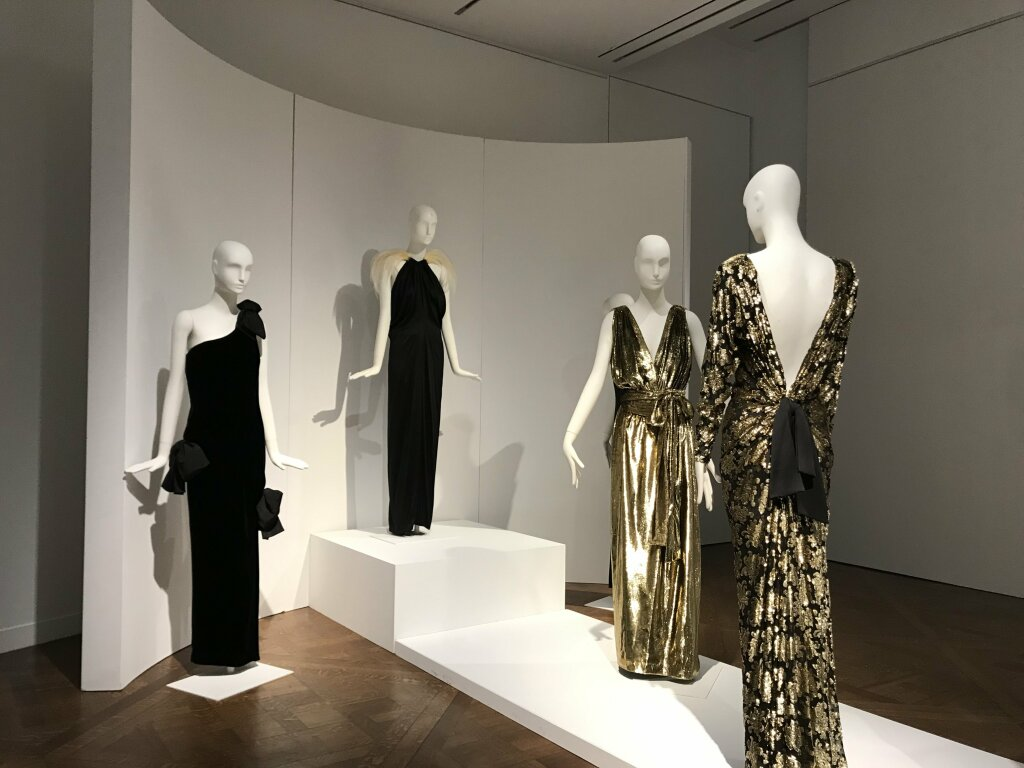 Catherine deneuve vente enchères Yves St Laurent Christies_7117