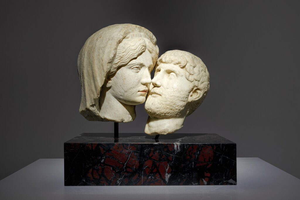 Francesco Vezzoli,The Eternal Kiss,2015. Francesco Vezzoli - Musée d'Art Contemporain d'Avignon