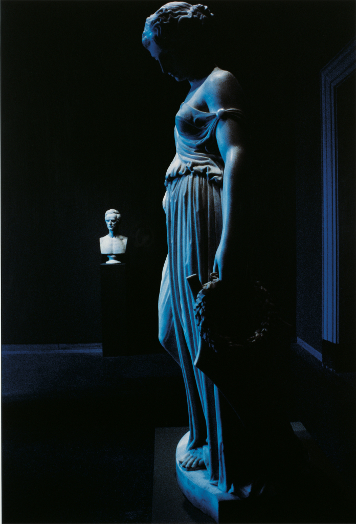 Louise Lawler, Sappho and Patriarch, 1984 - Francesco Vezzoli - Musée d'Art Contemporain d'Avignon