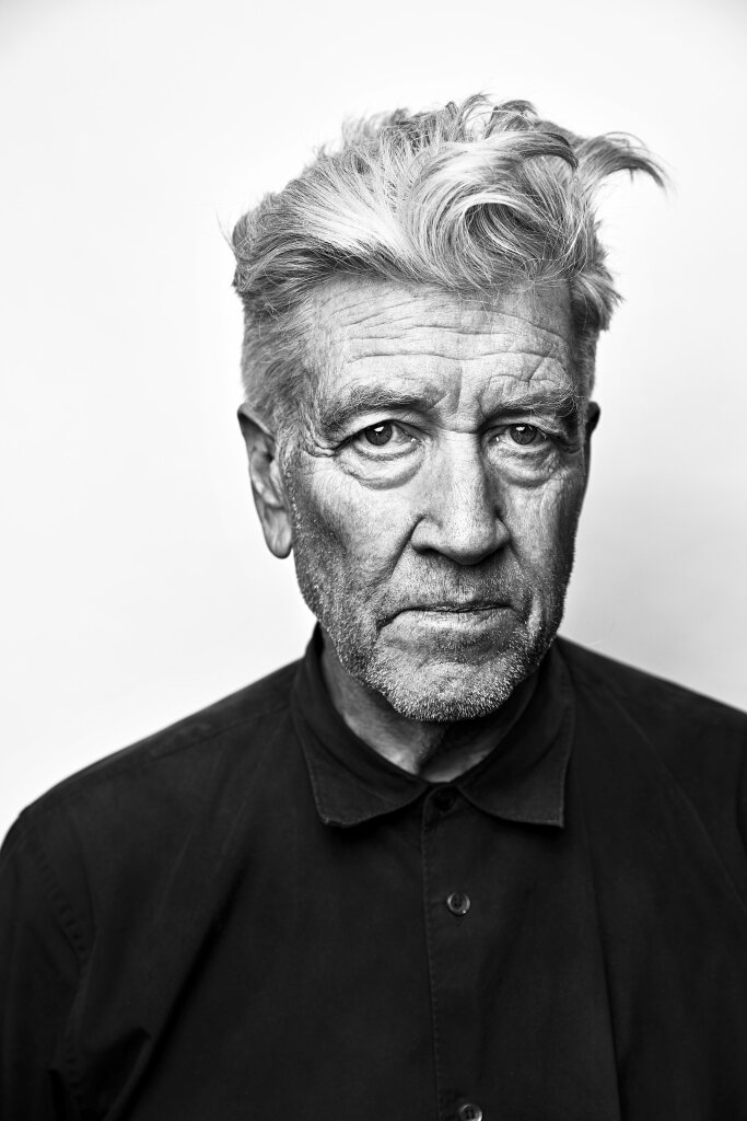 David Lynch, photographer Josh Telles (2018)