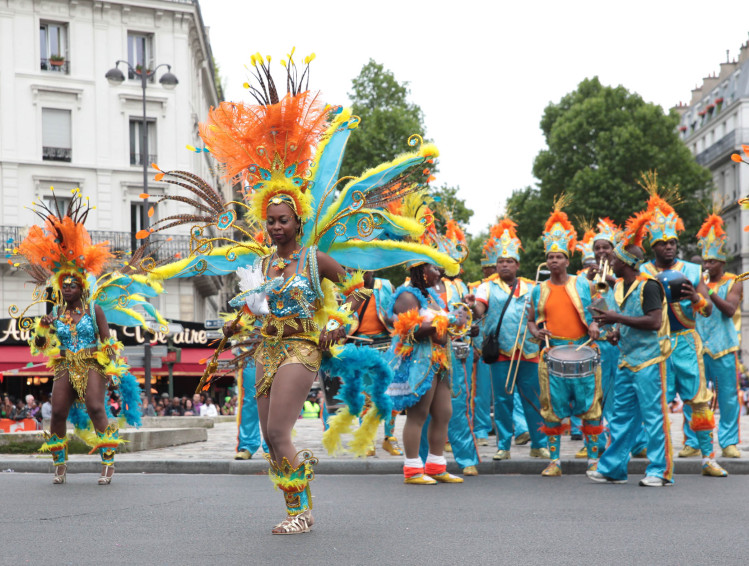 Carnaval Tropical Paris 2018