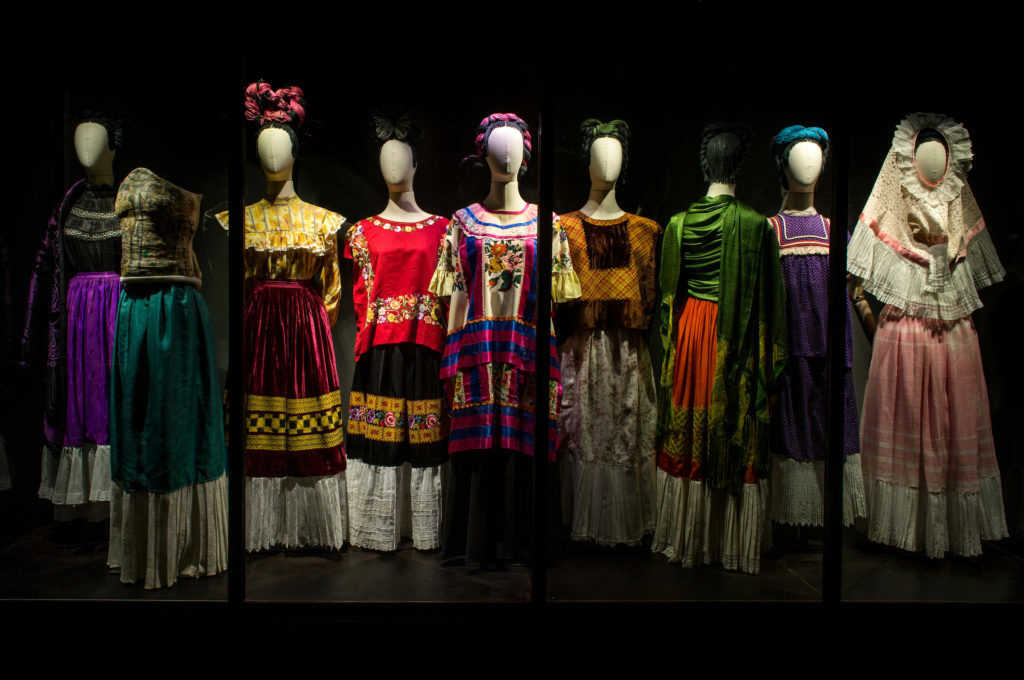 "Installation view of ""Appearances Can Be Deceiving"" at the Frida Kahlo Museum, 2012. Photo by Miguel Tovar."