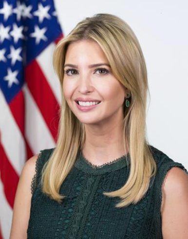 Ivanka Trump © Official White House Photo