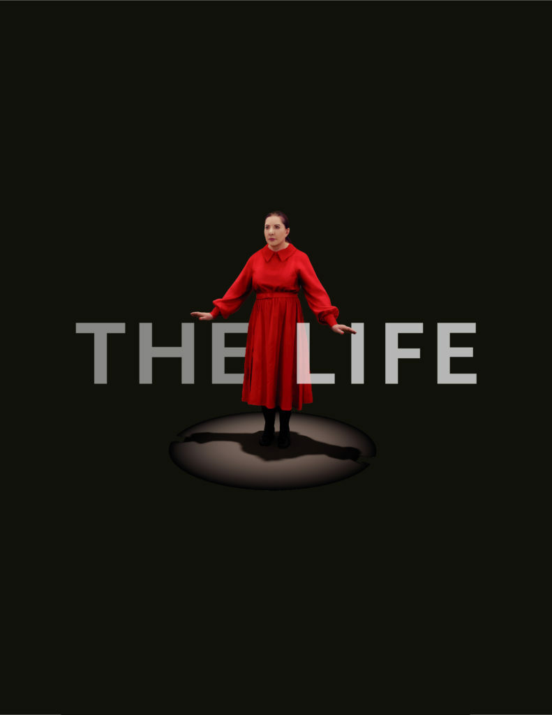 Marina Abramovic à la Serpentine Gallery pour sa nouvelle performance The Life