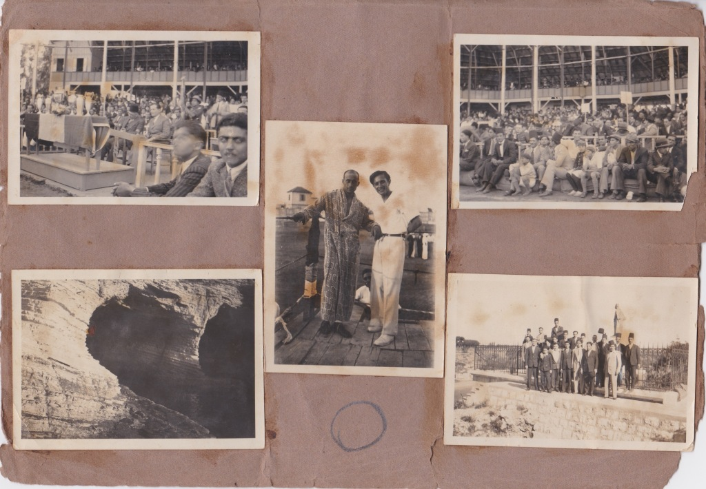 Album of Sports Photographs, Photographic Prints and Paper, Lebanon and Syria, Ca. 1929-Early 1930s,