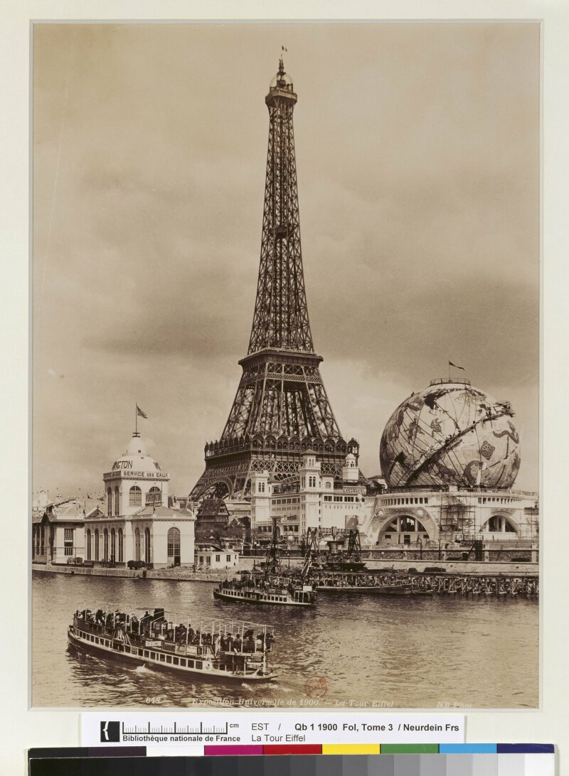 © Paris, Bibliothèque nationale de France, département des Estampes et de la photographie