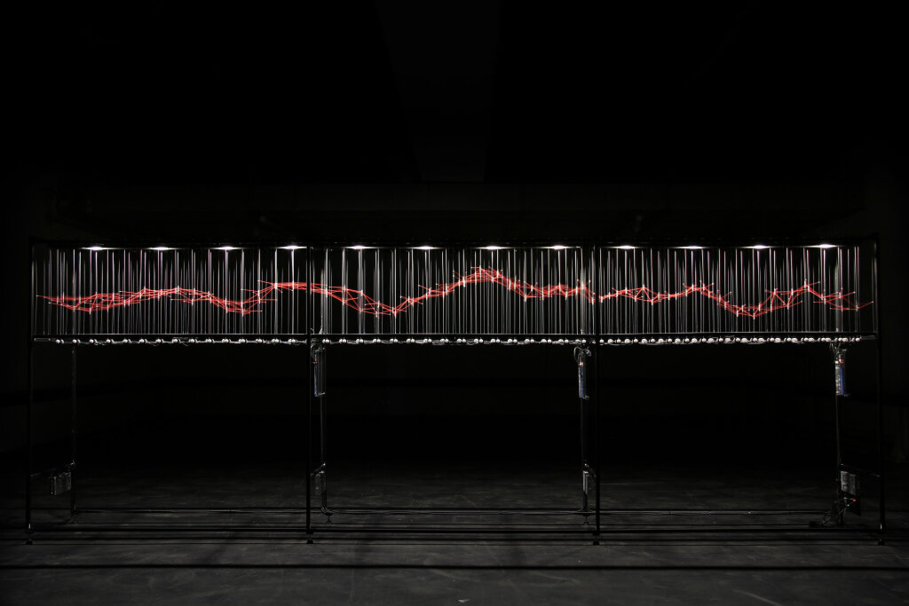 Interface I-Ars Electronica Linz, 2016
