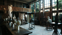 3_Atelier de sculpture d'Antoine Bourdelle Musee Bourdelle Paris photo (c) B Fougeirol_IMG_3252