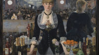 Edouard Manet, Un bar aux Folies Bergères, 1882 © The Samuel Courtauld Trust
