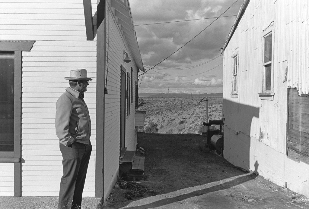 Henry Wessel Nevada, 1975