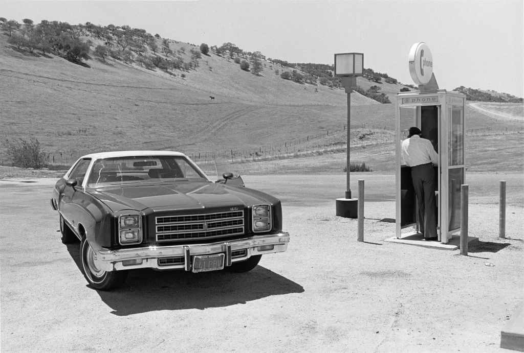 Henry Wessel California, 1977