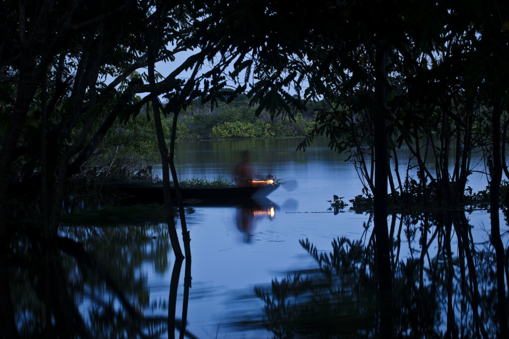 Photos / Paysages d'Amazonie