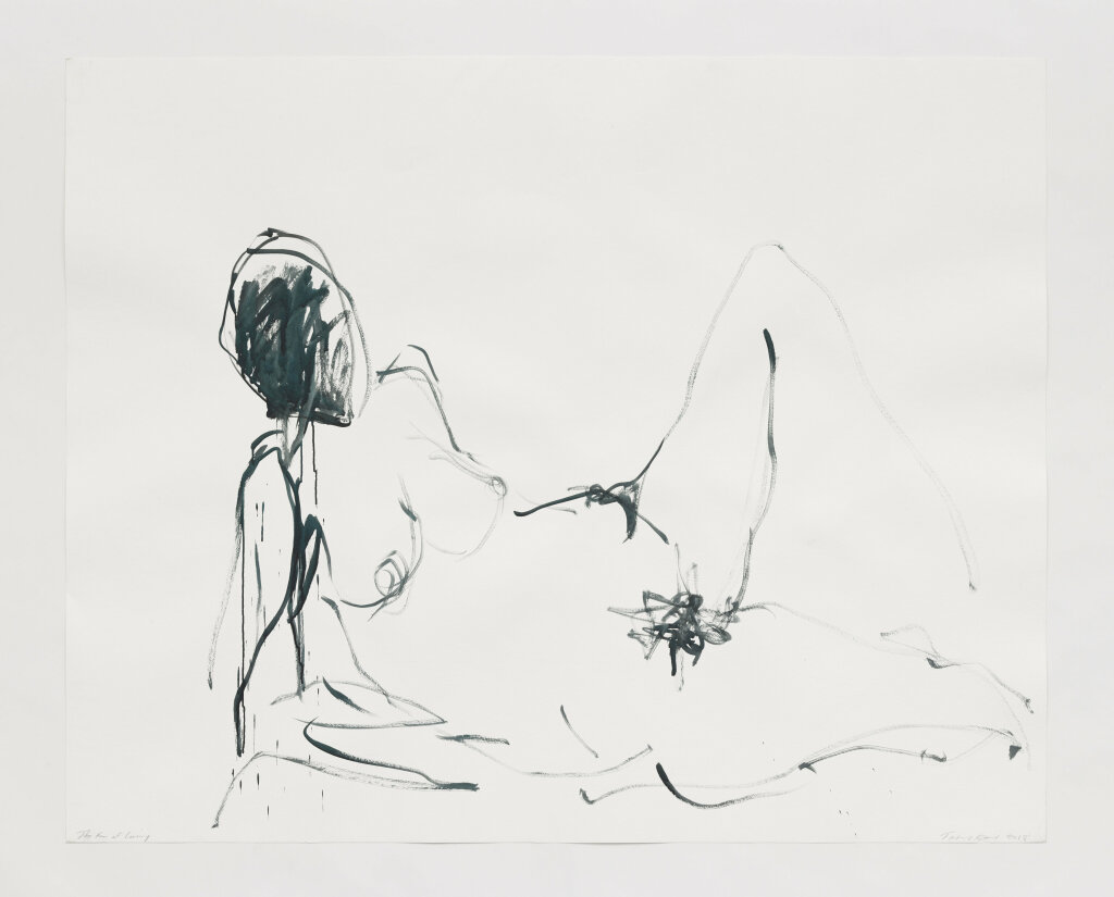 Tracey Emin The Fear of Loving 2018