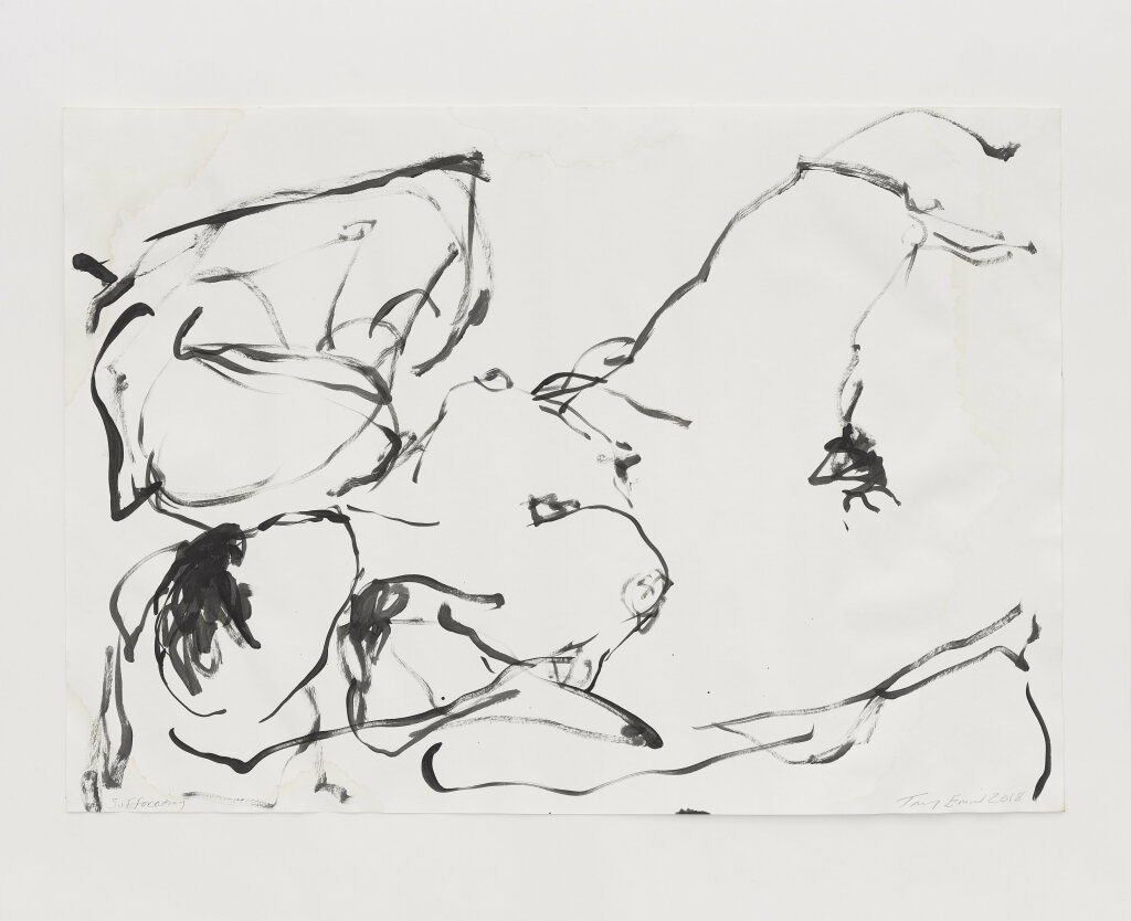 06. Tracey Emin Suffocating 2018