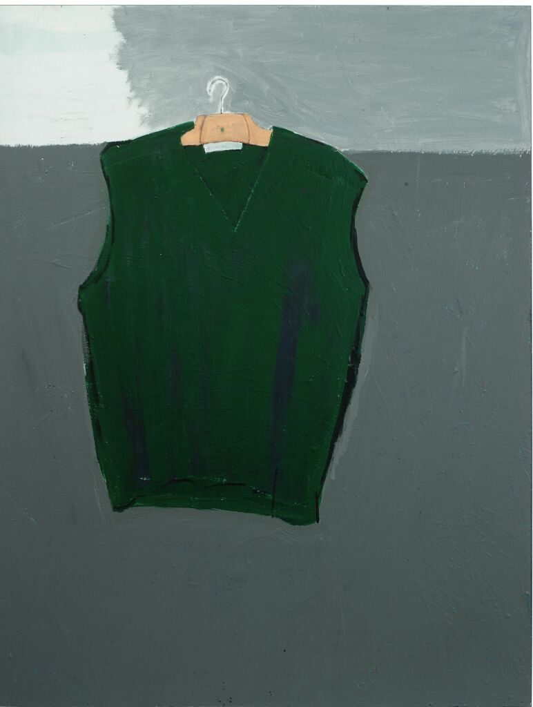 Pierre Buraglio, Le pull-over de Jacques, 2007-2008