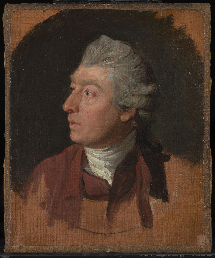 Zoffany, Thomas Gainsborough, N01487