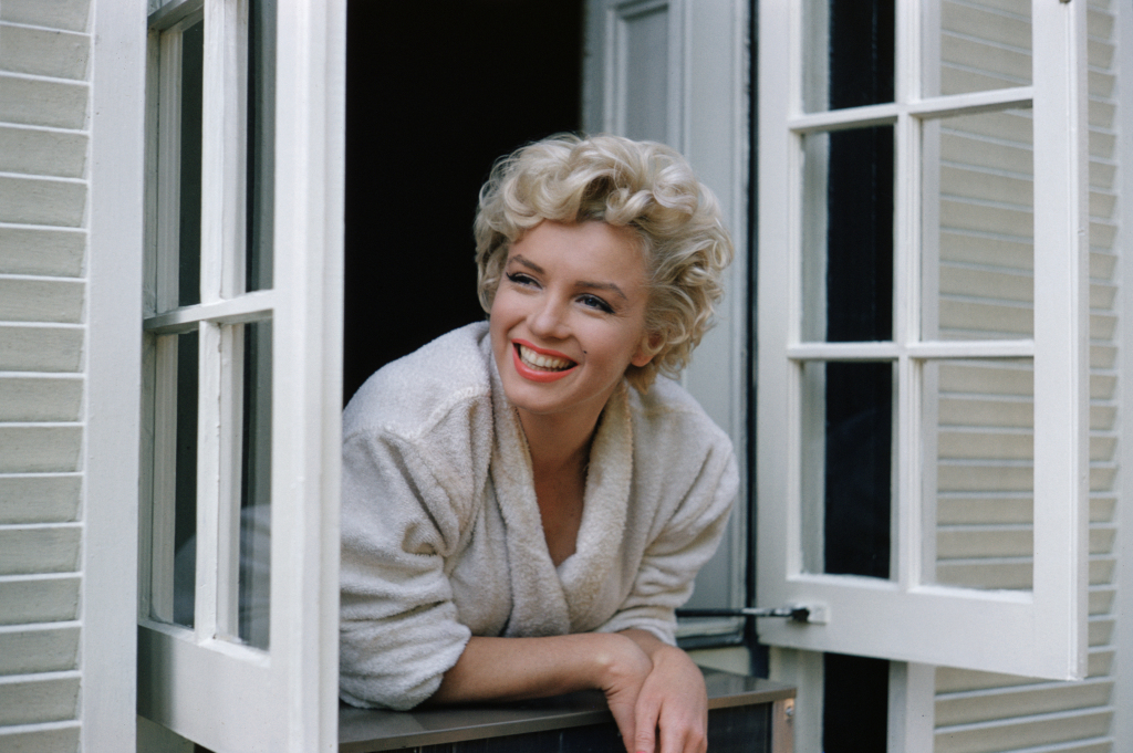 Marilyn Monroe - Exposition Divine Marilyn - Photo Sam Shaw 6