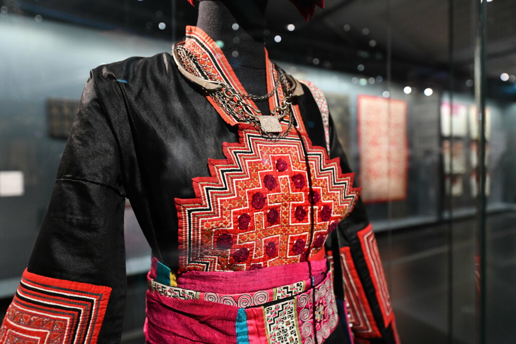 Vue exposition - 20 ans d'acquisition - Quai Branly Paris (11)