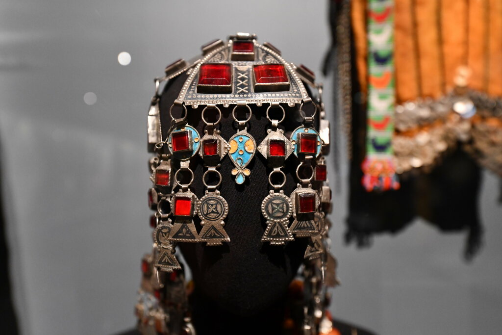 Vue exposition - 20 ans d'acquisition - Quai Branly Paris (3)