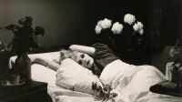 Candy Darling on her Deathbed _1973