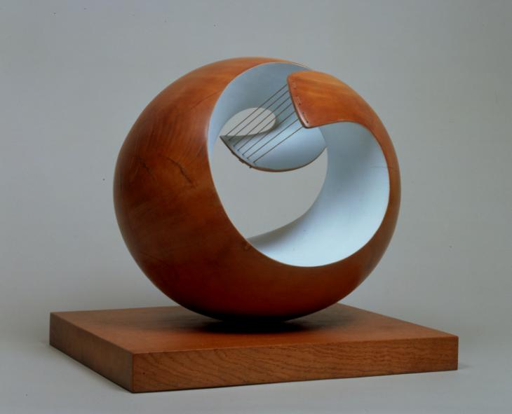 Barbara Hepworth, Pelagos 1946 by Dame Barbara Hepworth 1903-1975