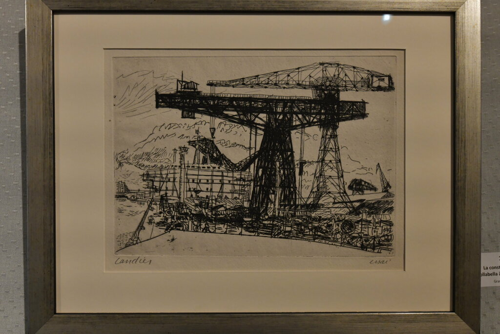 Vue exposition Henri Landier - Art Lepic - Paris (8)