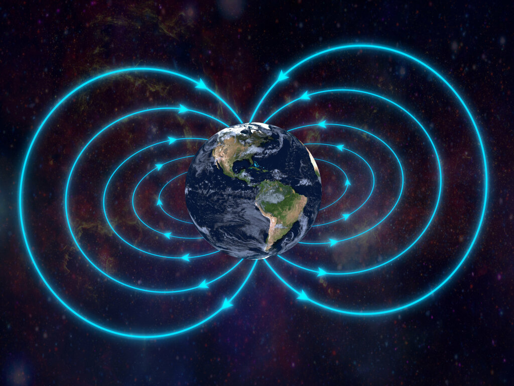 Pulsed electromagnetic frequencies tuned to the earth