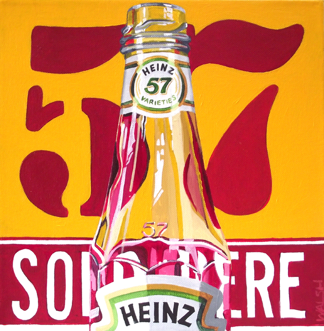 """""""Heinz Sold here"""" d'Orla Walsh"""