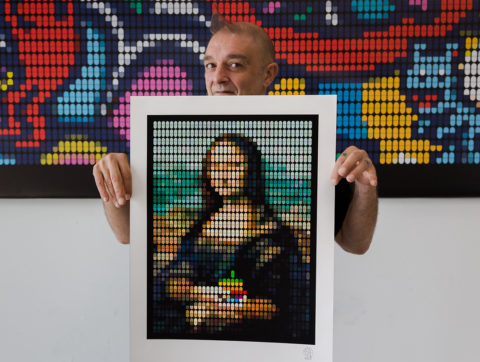 Mona Lisa Speedyprint