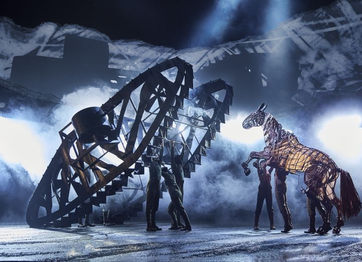 Spectacle War Horse