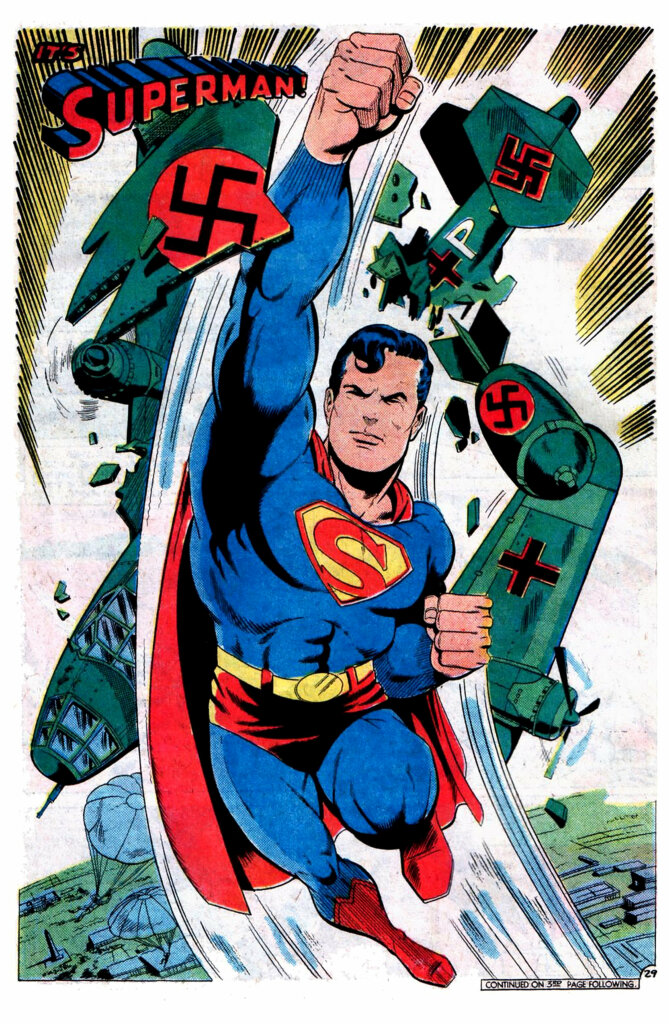 Paul Levitz, Joe Staton, Superman, DC Special, 29, 1977