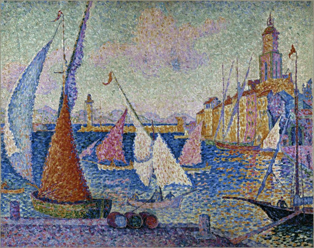 Paul Signac, Saint-Tropez