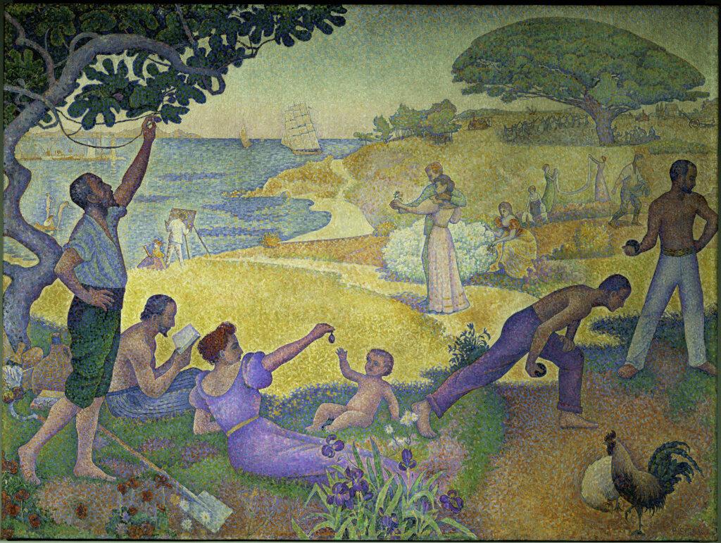 Paul Signac, Age of Harmony