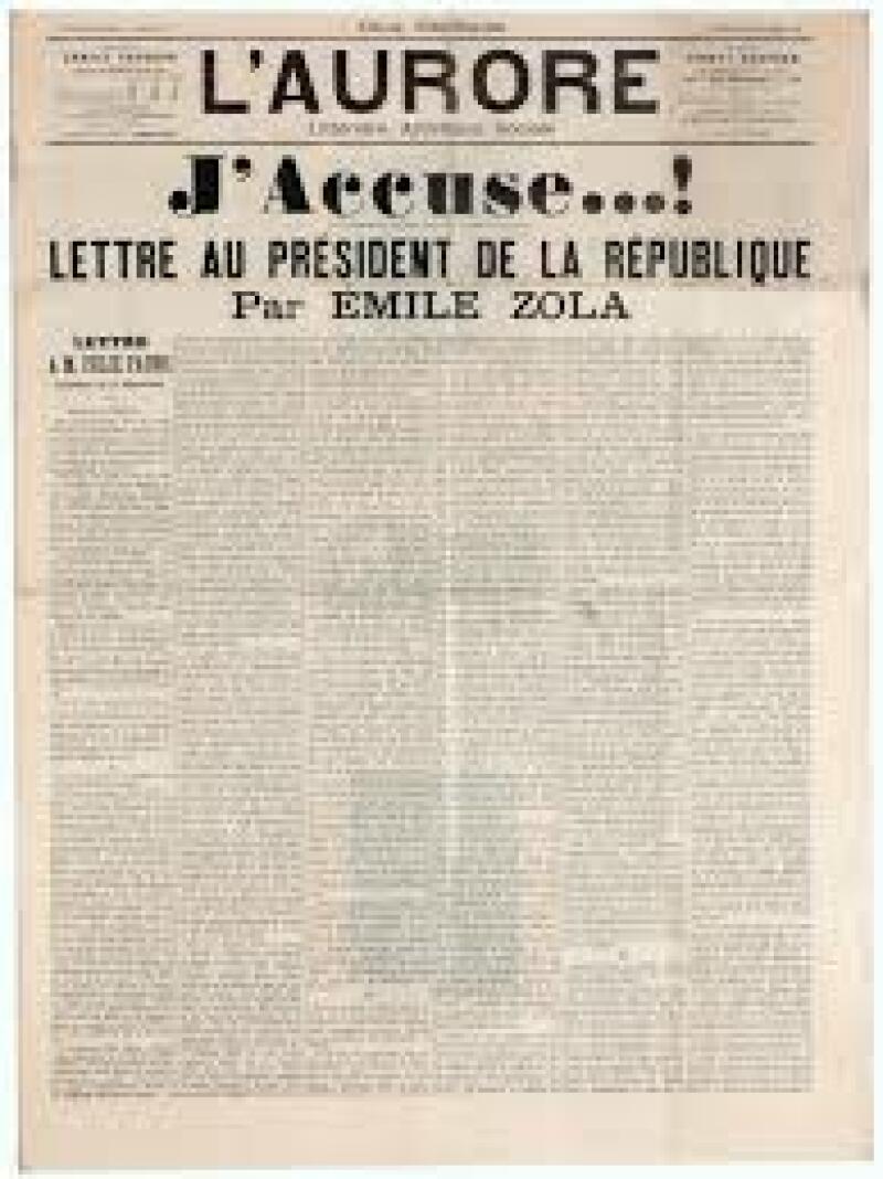L'affaire Dreyfus  ©Wikipédia