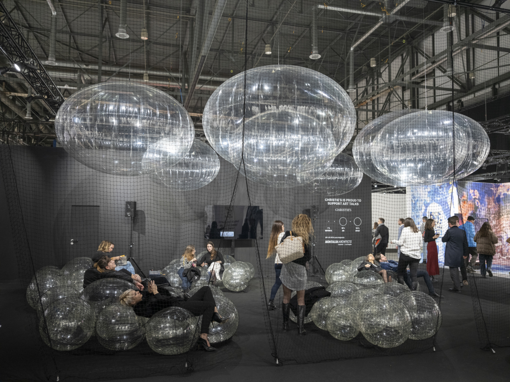 artgeneve 2019, Art talks in collaboration with Christie's_by Montalba Architects