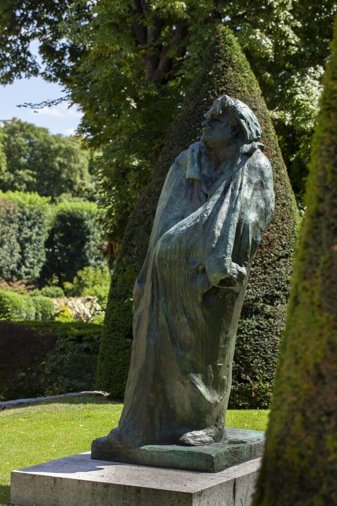 Auguste Rodin, Balzac, étude finale, 1897