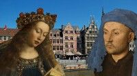 Balade Van Eyck © Arts in the city
