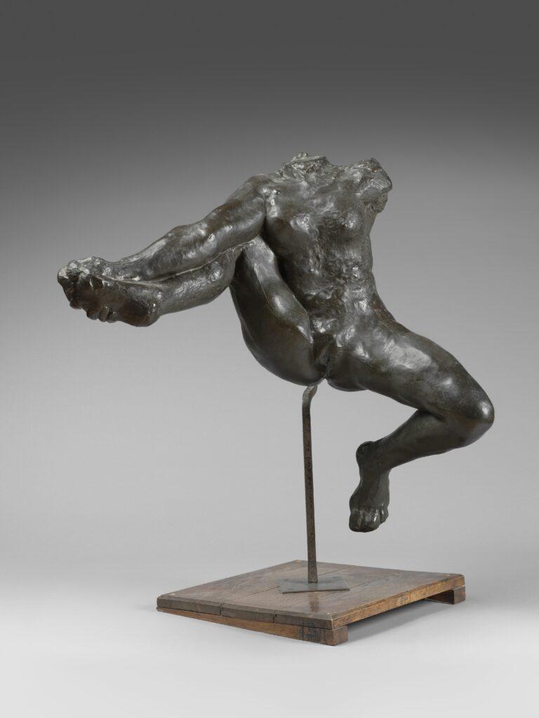 Auguste Rodin, Etude pour Iris