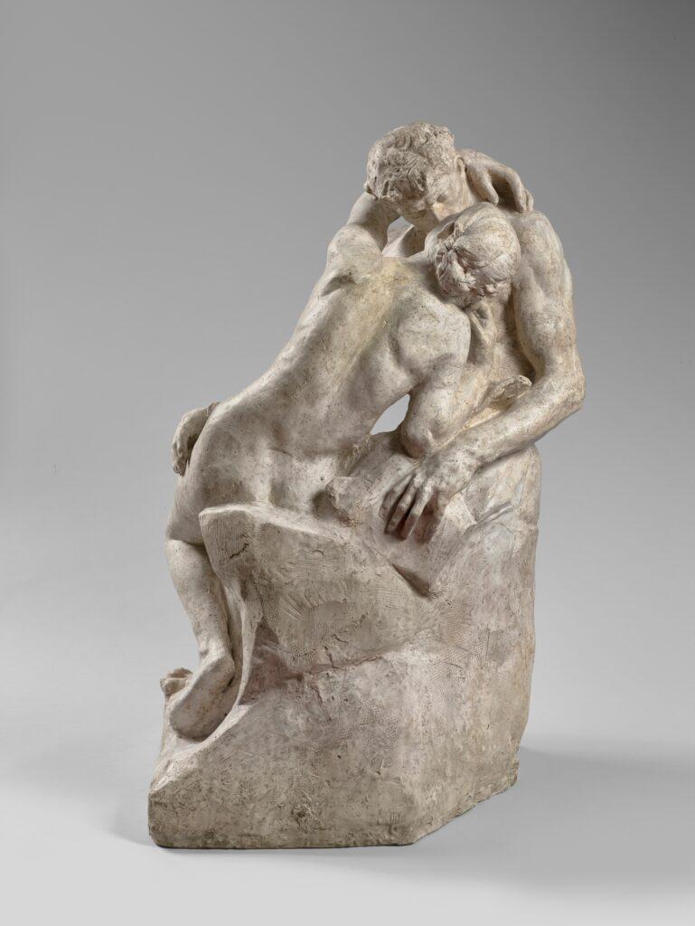 Auguste Rodin, Le Baiser, vers 1885