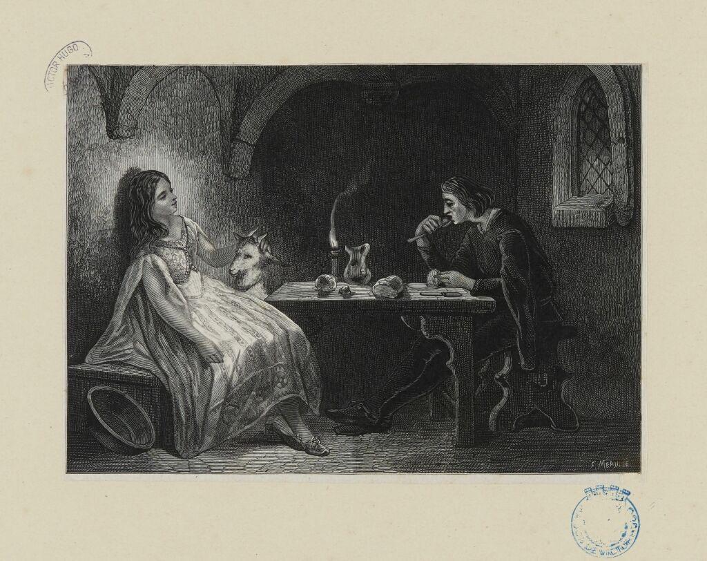 Notre-Dame de Paris, Livre deuxième. Le souper.