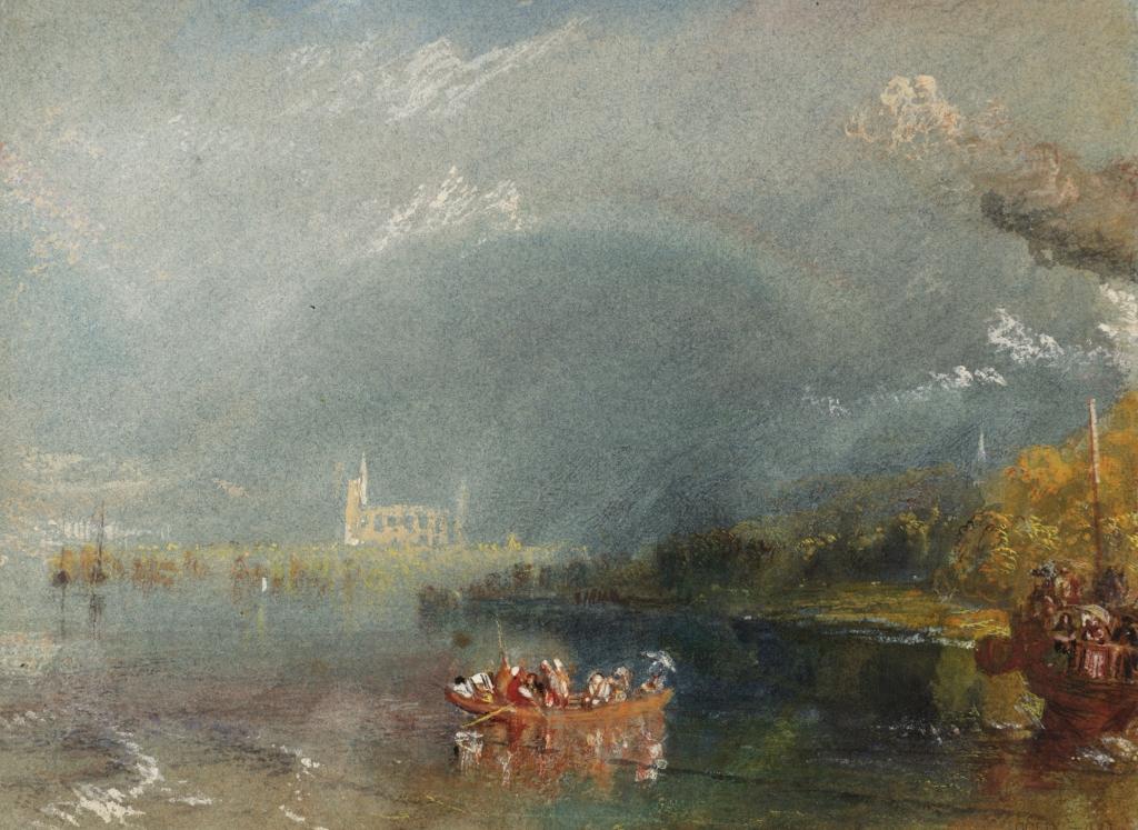 Turner, Jumièges