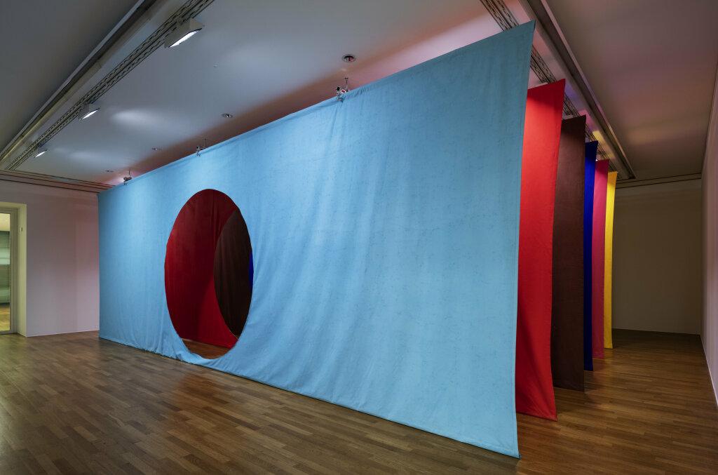 Ulla von Brandenburg - Ausstellungsansichten