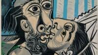 Picaso, Le Baiser (c) Succession Picasso 2020