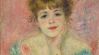 Renoir Portrait de Jeanne Samary ou LaRêverie