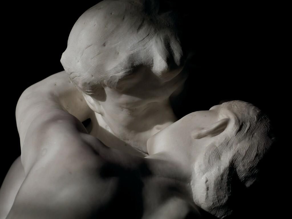 Rodin, Le Baiser