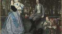 Huile sur toile H. 177 ; L. 217 cm © Musée d'Orsay, dist. RMN-Grand Palais / Patrice Schmidt
