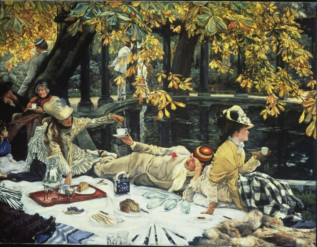 Exposition Orsay - James Tissot, Jour Saint