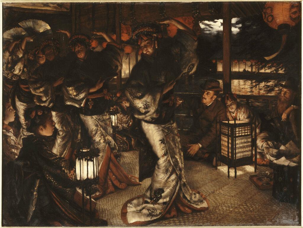 Exposition Orsay - James Tissot, L'enfant prodigue : En pays étranger
